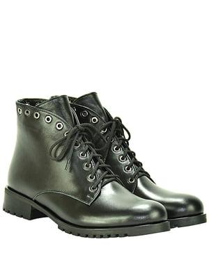Ботинки черные | 5345694