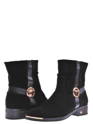 Ботинки черные | 5345695