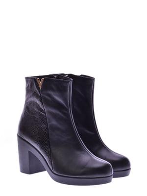 Ботинки черные | 5345696