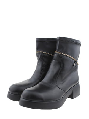 Ботинки черные | 5345698