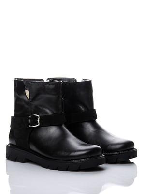 Ботинки черные | 5345699