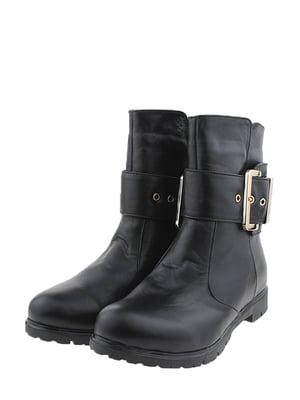 Ботинки черные | 5345700