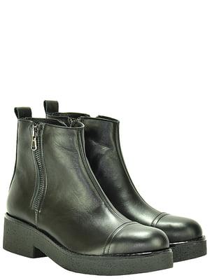 Ботинки черные | 5345702