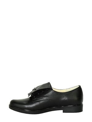 Туфли черные | 5345721