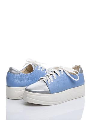Кеди сіро-блакитні | 5345732