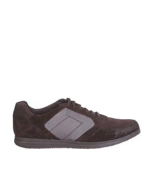 Кросівки коричневі   5345734
