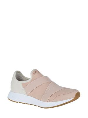 Кросівки кольору пудри | 5345738