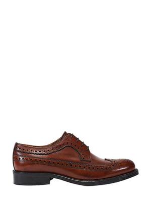 Туфлі коричневі | 5345744