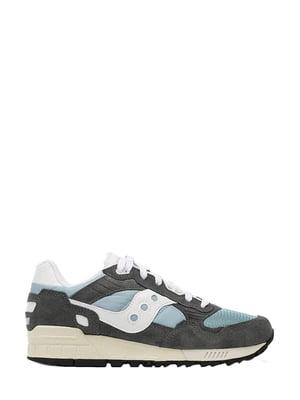 Кросівки сіро-м'ятно-білого кольору   5345746