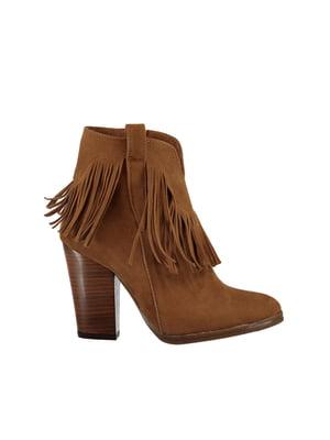Ботинки коричневые | 5345823