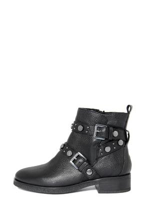 Ботинки черные | 5345828