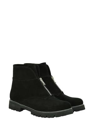 Ботинки черные | 5345830