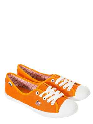 Кеды оранжевые | 5345843