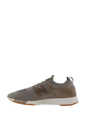 Кросівки коричневі | 5345849