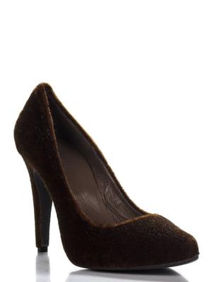 Туфли коричневые | 5345867