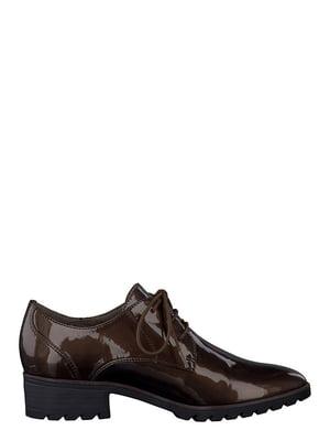 Туфлі коричневі | 5345877