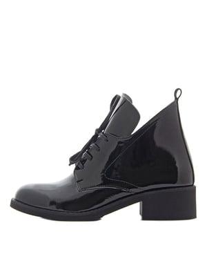 Ботинки черные | 5346018