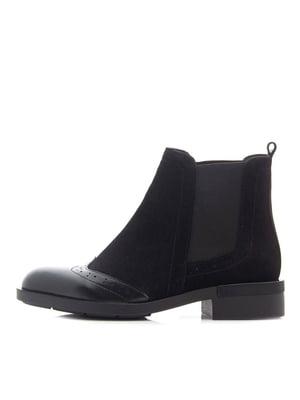 Ботинки черные | 5346019