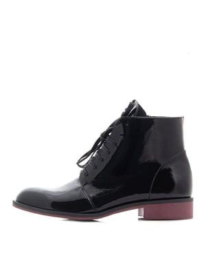 Ботинки черные | 5346020