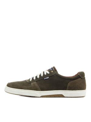 Кросівки кольору хакі | 5346032