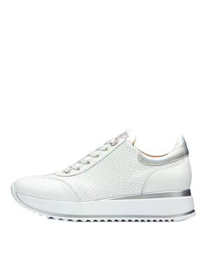Кроссовки белые | 5346033