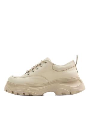 Кросівки бежеві | 5346037