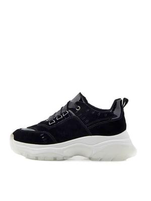 Кроссовки черные | 5346061