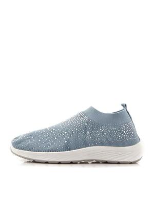 Кроссовки синие | 5346065