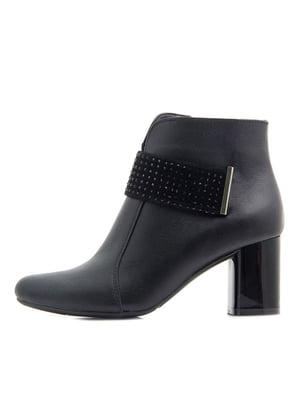 Ботинки черные | 5346077