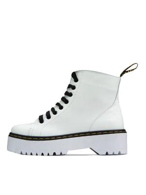 Ботинки белые | 5346078