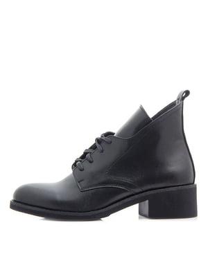 Ботинки черные | 5346081