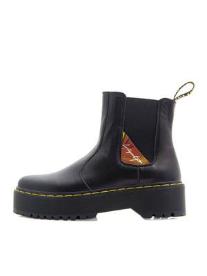 Ботинки черные | 5346085