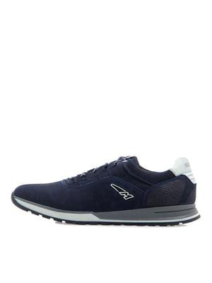 Кроссовки синие | 5346087