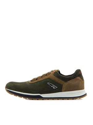 Кросівки кольору хакі | 5346090