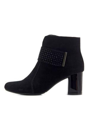 Ботинки черные | 5346095