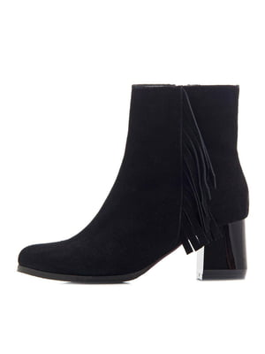 Ботинки черные | 5346097