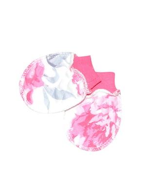 Рукавиці рожеві | 5346420