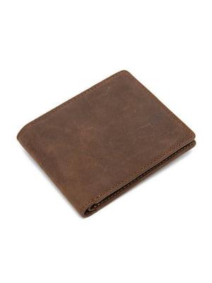 Портмоне коричневе | 5346702