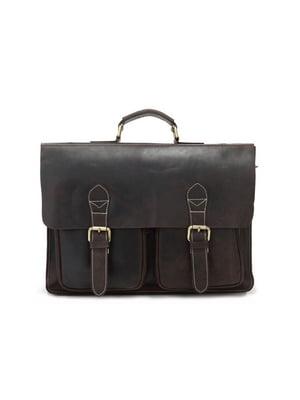 Портфель коричневий | 5346734