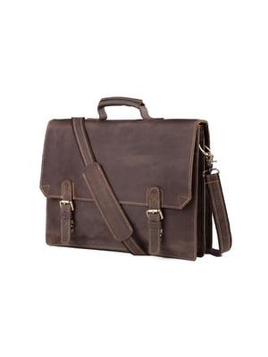 Портфель коричневый | 5346735
