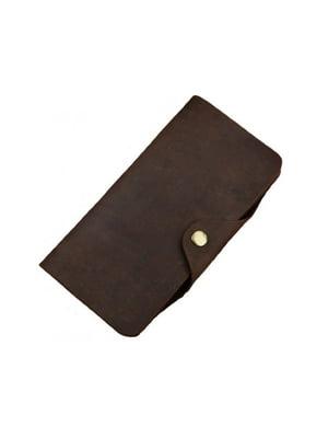 Портмоне коричневое | 5346743
