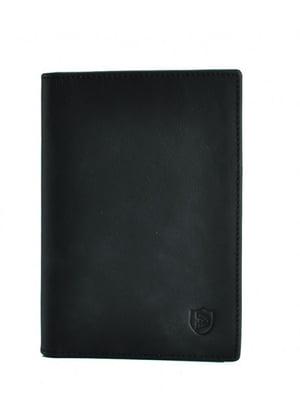 Обложка для паспорта черная | 5346948