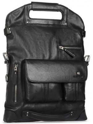 Сумка-рюкзак черная | 5347124