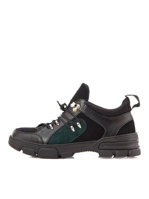 Кросівки чорні | 5347237