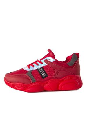 Кросівки червоні | 5347258