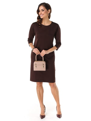 Сукня коричнева | 5347951