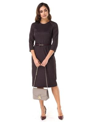 Сукня коричнева | 5347956