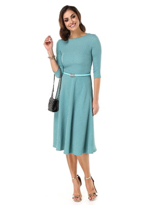 Сукня бірюзова | 5347958
