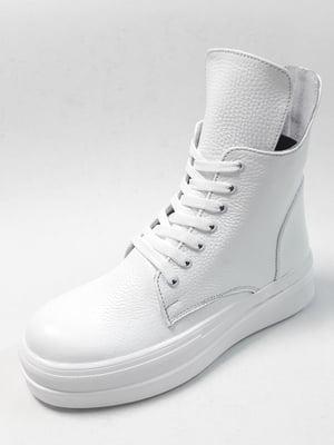 Ботинки белые | 5348016