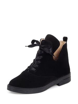 Ботинки черные | 5337872